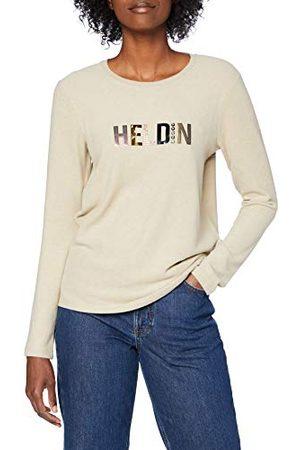 Herrlicher Herrlig dam Netti Jersey borstad t-shirt