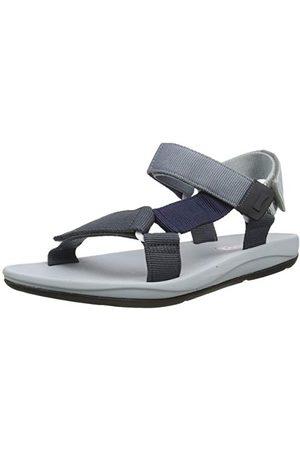 Camper Män Match T-spangen sandaler, Multi Assorted 999-44 EU