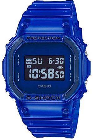 Casio G-Shock unisex digital klocka DW-5600 BLÅ