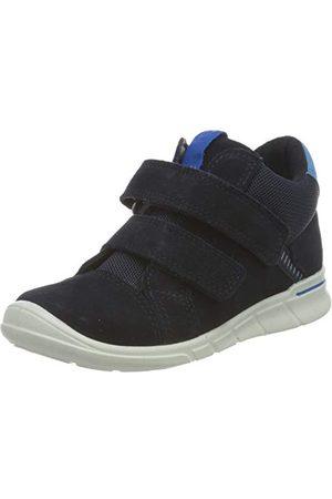 Ecco Baby pojkar First Walker Shoe, Blau Night Sky22 EU