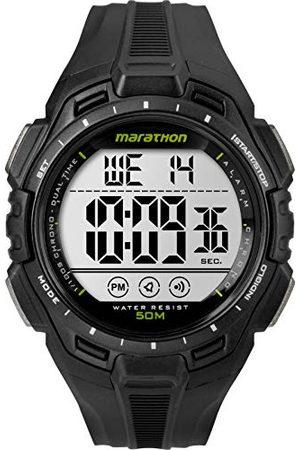 Timex Herrarmbandsur digital kvarts bandet