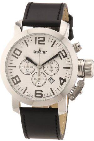 Sea Surfer Män Chronograph rostfritt stål extra kronskydd Made in Germany 1608402WB