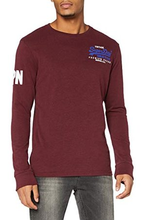 Superdry Herr Ls Top Shirt