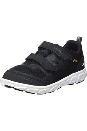 Viking Unisex barn Vem Vel Gtx Walking-sko, kol - 28 EU