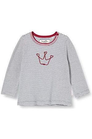 Sanetta Baby-flicka femtiosju småbarn t-shirt set