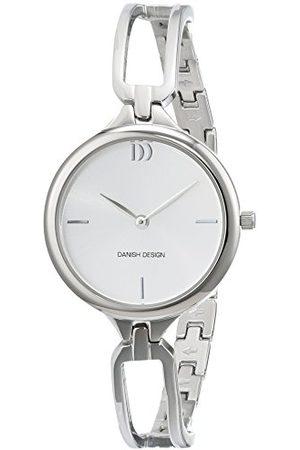 Danish Design Dansk design dam analog kvartsklocka med rostfritt stål armband 3324585