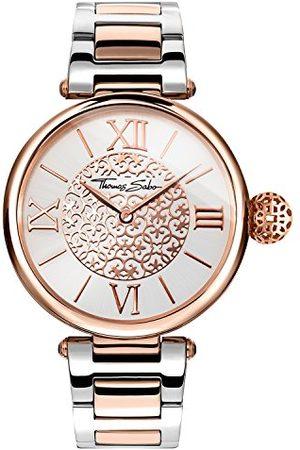 Thomas Sabo Armbandsur för damer armband One Size rosenguld/