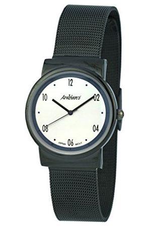 ARABIANS Analog kvartsklocka för män med rostfritt stålrem HNA2235W