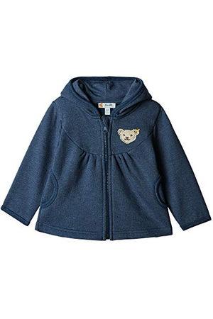 Steiff Baby-flicka tröja cardigan stickad jacka