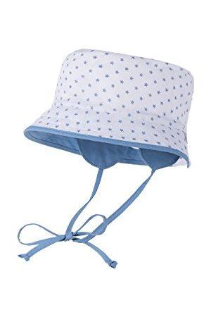 maximo Baby pojkar hattar med öronlappar, knytband, jerseyinsats hatt