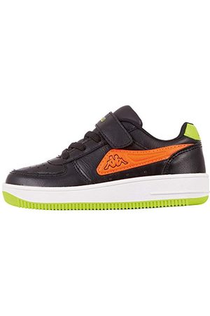 Kappa Unisex barn Bash Pc Kids Sneaker, 1129 korall25 EU