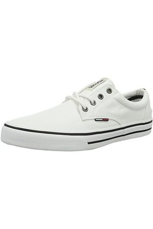 Tommy Hilfiger Herr V2385ic 1d Low-Top, Ink 006-44 EU