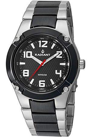 Radiant Herr analog kvartsklocka med rostfritt stål armband RA318201