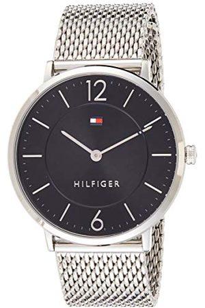 Tommy Hilfiger Tommy hjälpreda män analog kvartsklocka med rostfritt stål armband 1710355
