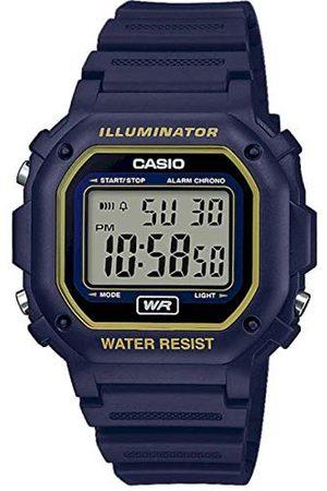 Casio 4 Armband Blå/