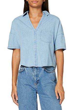 Mavi Dam denim skjorta blus