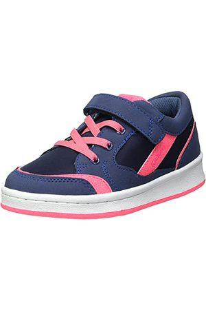 Kickers Baby-flicka bisckuit sneaker, Marinros22 EU