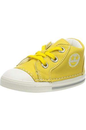 Däumling Unisex baby Evi sneakers, GUL24 EU