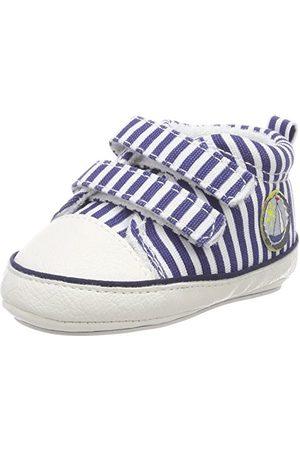 Sterntaler Baby-pojkar skor tofflor,blå22 EU