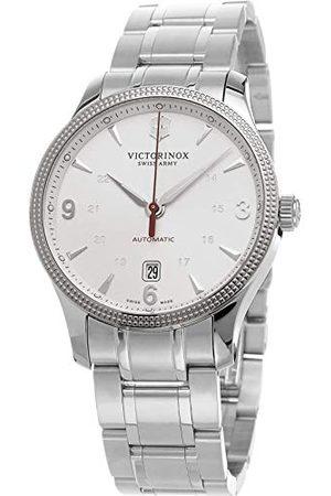 Victorinox Unisex Analog Automatik klocka med rostfritt stål armband 241715.1