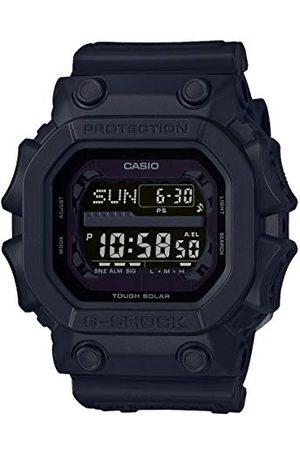 Casio Digital kvartsklocka för män med hartsrem GX-56BB-1ER