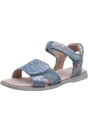 TOM TAILOR Flicka 1172102 sandaler, BLÅ34 EU