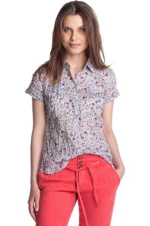 Esprit Dam blus normal passform, D21343
