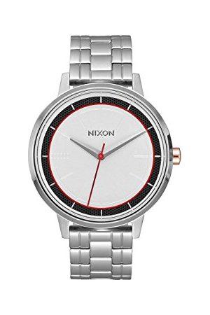 Nixon Herr analog kvartsklocka med rostfritt stål armband A099SW 2445–00