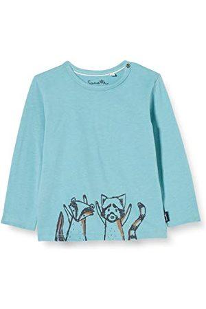 Sanetta Baby-pojkar isblå småbarn t-shirt set