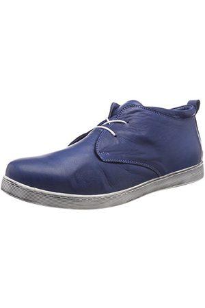Andrea Conti Dam 0341522 hög sneaker, jeans41 EU