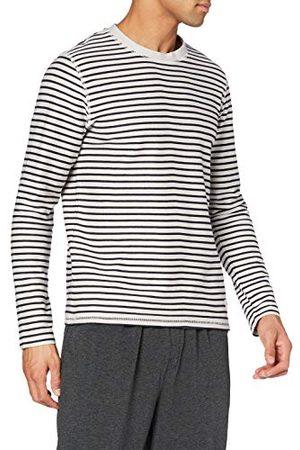 Marc O'Polo Body & Beach Marc O'Polo Body & Beach män mix M-shirt Ls Crew-neck pyjamas överdel