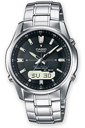 Casio Herr analog klocka med stålrem LCW-M100DSE-1AER