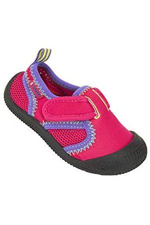 Cool Shoes Unisex barn ubåt dusch- och badskor, Fuschia 01130-21 EU