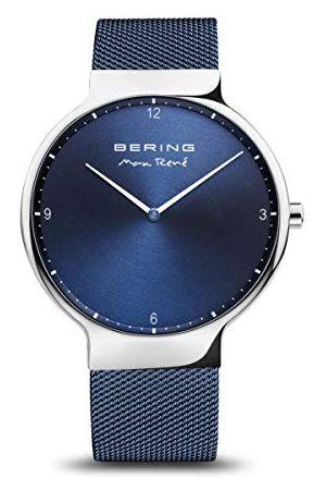 Bering Herr analog kvartsklocka med rostfritt stål armband 15540–307