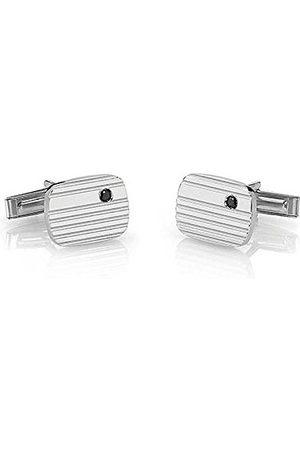 Nomination Nominering herrmanschettknappar Montecarlo rostfritt stål zirkon – 024329/007