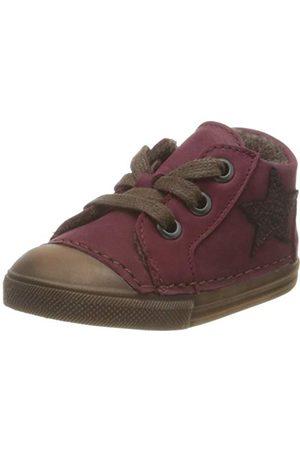 Däumling Djumling baby-flicka kim-barfot sneaker, Denver Wine19 EU