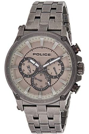 Police Polis klassisk klocka PL15920JSQU.20M