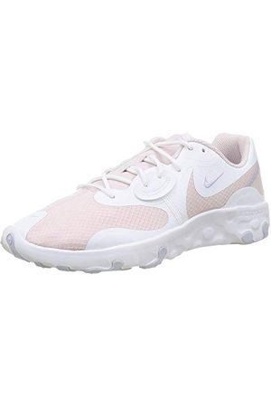 Nike Kvinnors WMNS förnya Lucent Ii löparsko, White Barely Rose Ghost10 UK