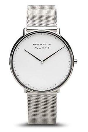 Bering Herr analog kvartsklocka med rostfritt stål armband 15738–004