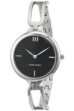 Danish Design Dansk design dam analog kvartsklocka med rostfritt stål armband 3324586