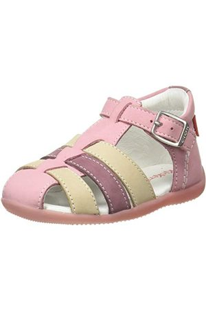 Kickers Baby Girls' Bigfly-2 sandaler