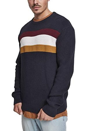 Urban classics Herr Block Sweater Sweatshirt