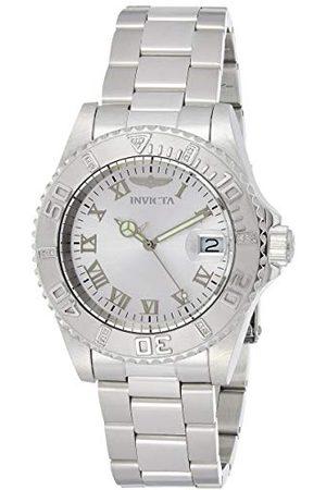 Invicta Pro dykare mäns analoga klassisk kvartsklocka med armband i rostfritt stål – 12819