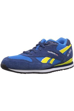 Reebok GL 2620 unisex barn sneakers, Enrgy Blue Btk Blue Stngr Yllw Wht Blk38 EU