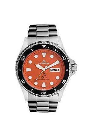 Stadlbauer Lorenz herr analog kvartsklocka med rostfritt stål armband 030011CC