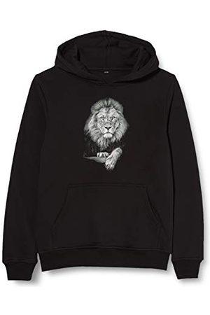 Mister Tee Pojkar Kids Lion Hoody Huvtröja