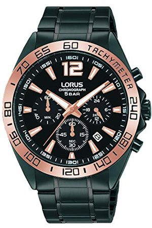 Lorus Analog kvartsklocka med metallrem RT336JX9