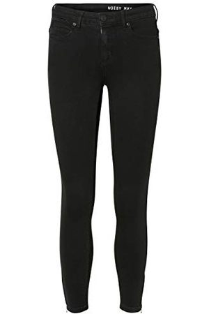 Noisy May Women Nmkimmy Nw ankel dragkedja nötter skinny jeans