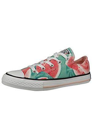 adidas Unisex barn Chuck Taylor All Star Watermelon ox-sneaker, ånga glöd ånga glöd vit34 EU