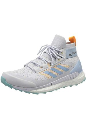 adidas Dam Terrex gratis vandrare parley promenadsko, Dshgry/Easblu/Reagol, 43 1/3 EU